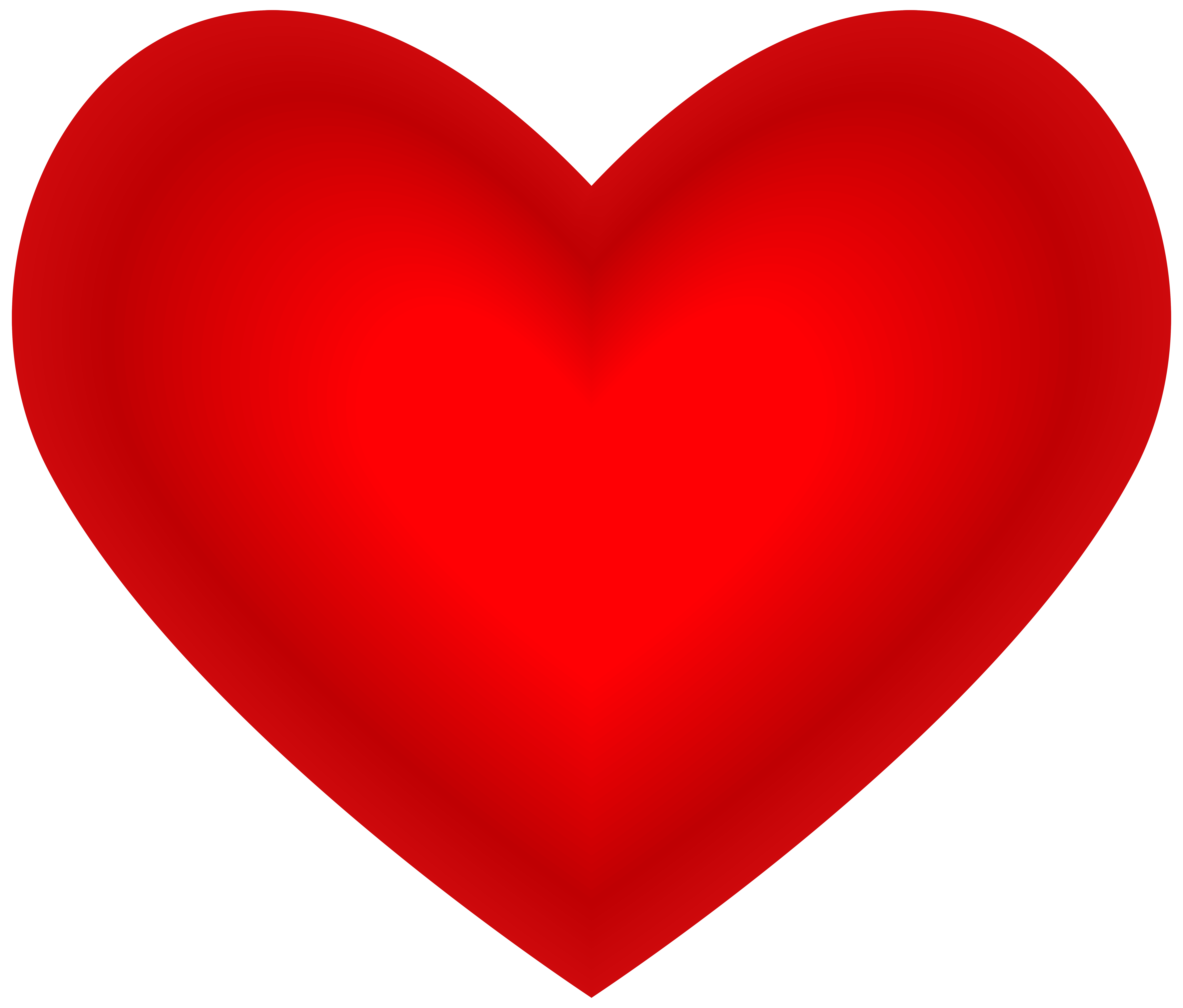 Red Heart Transparent Png Image View Full Size Valentines Clip Heart Images Free Clip Art