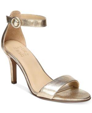 cc04f9d54bbf Naturalizer Kinsley Dress Sandals - Gold 10.5M