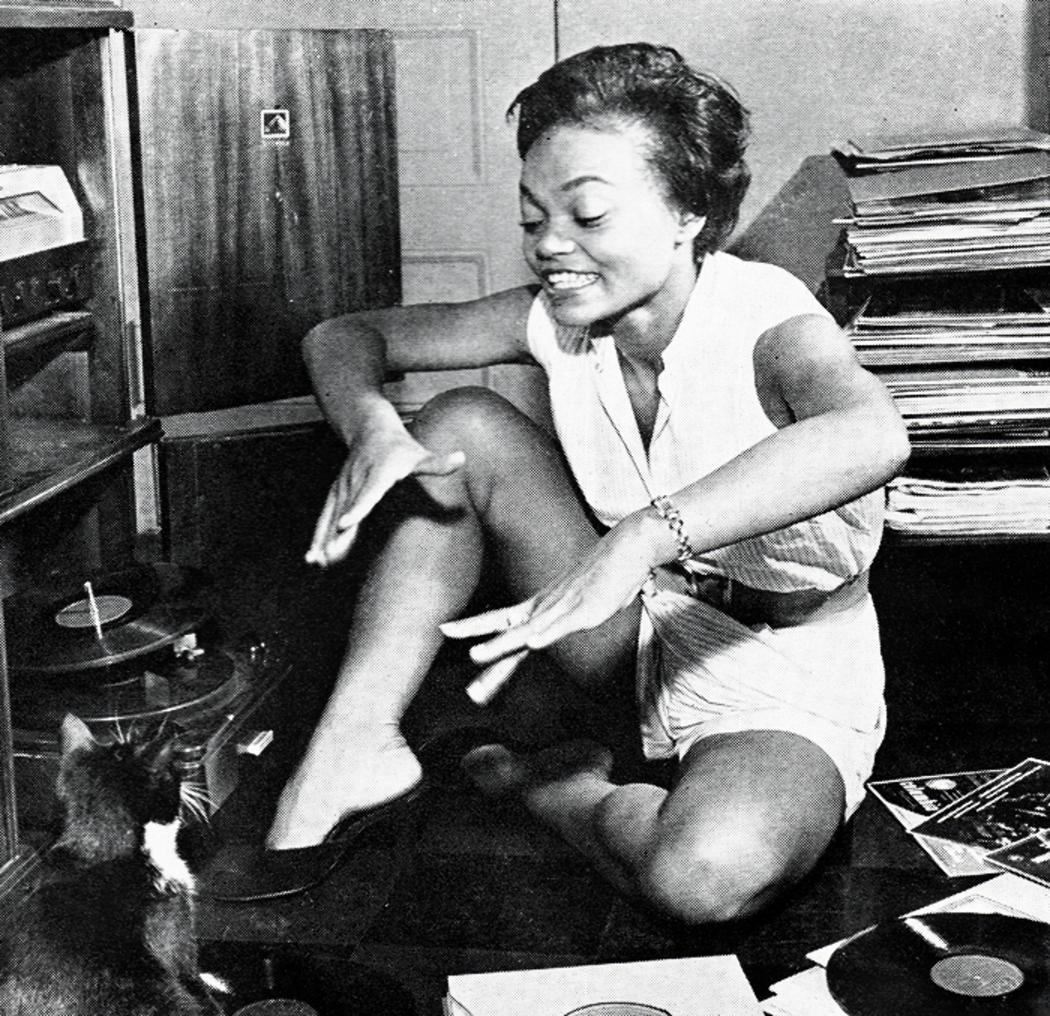 Vinyl Passion - Eartha Kitt 1955.