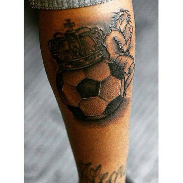 Neymar New Tatoo They Are Awsome In Football Field And Sooo