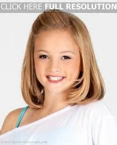 Image Result For Medium Length Little Girl Hairstyles Hailey Hair
