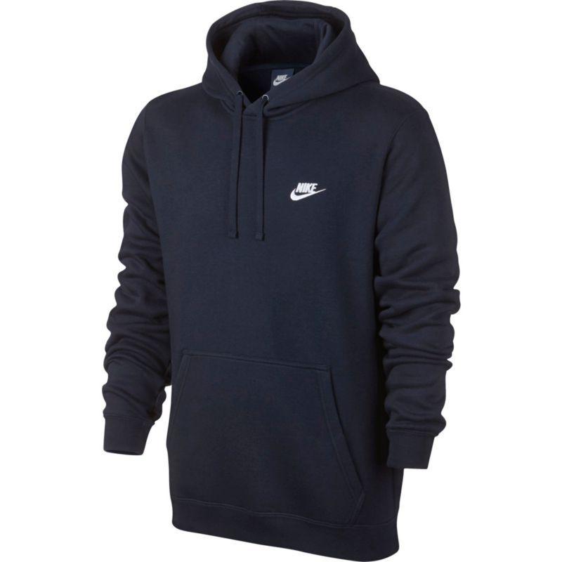 online store 0088e cd967 Nike Men's Club Fleece Pullover Hoodie | Products | Fleece ...