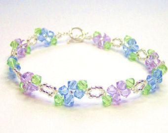 Flower bracelet 6cb674090d31