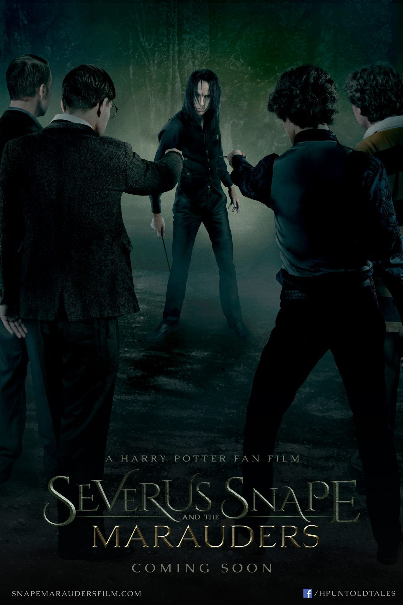 Severus Snape And The Marauders Trailer For New Harry Potter Fan Film Harry Potter Filme Atores De Harry Potter Desenhos Harry Potter
