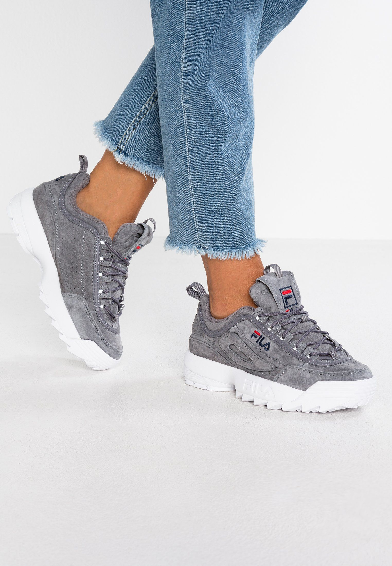 DISRUPTOR - Sneakers laag - monument @ Zalando.nl ...