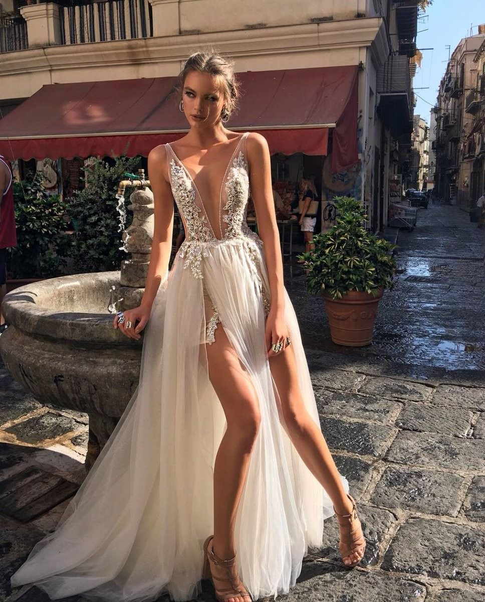 Berta Wedding Dress - New #bertaweddingdress