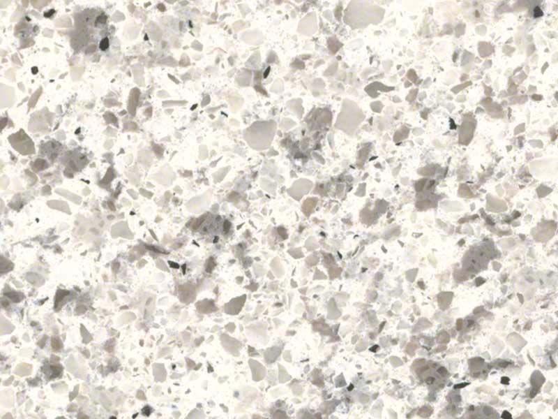 Peppercorn White Quartz Quartz Kitchen Countertops Quartz