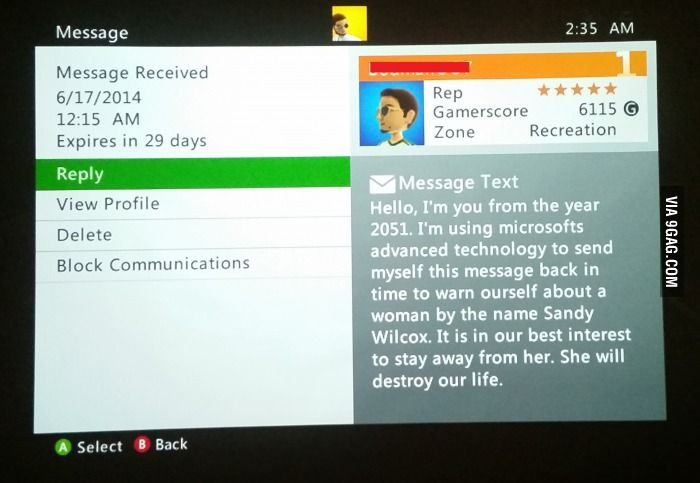 A Random Message I Just Received From Another Xbox Live Gamer Or Perhaps Myself Xbox Live Funny Quotes Messages