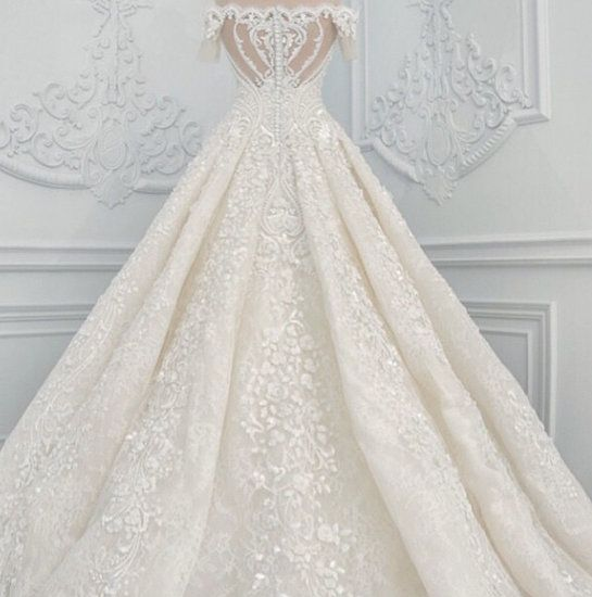 Erica Mena Talks Wedding To Bow Wow Gown Photo