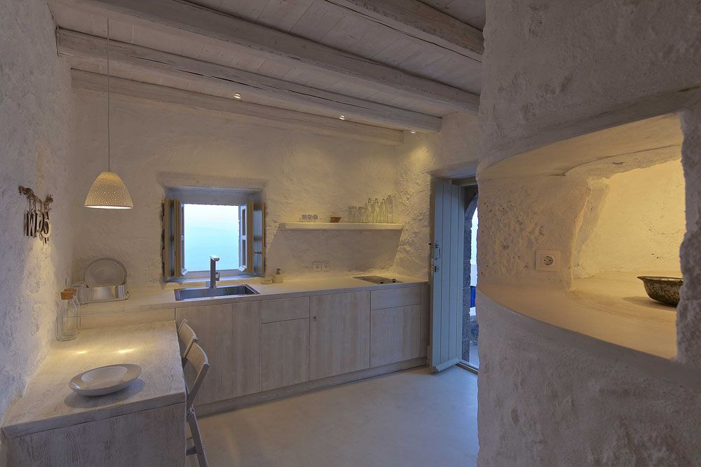 Apartment downstairs - Melanopetra (avec images) | Maison ...