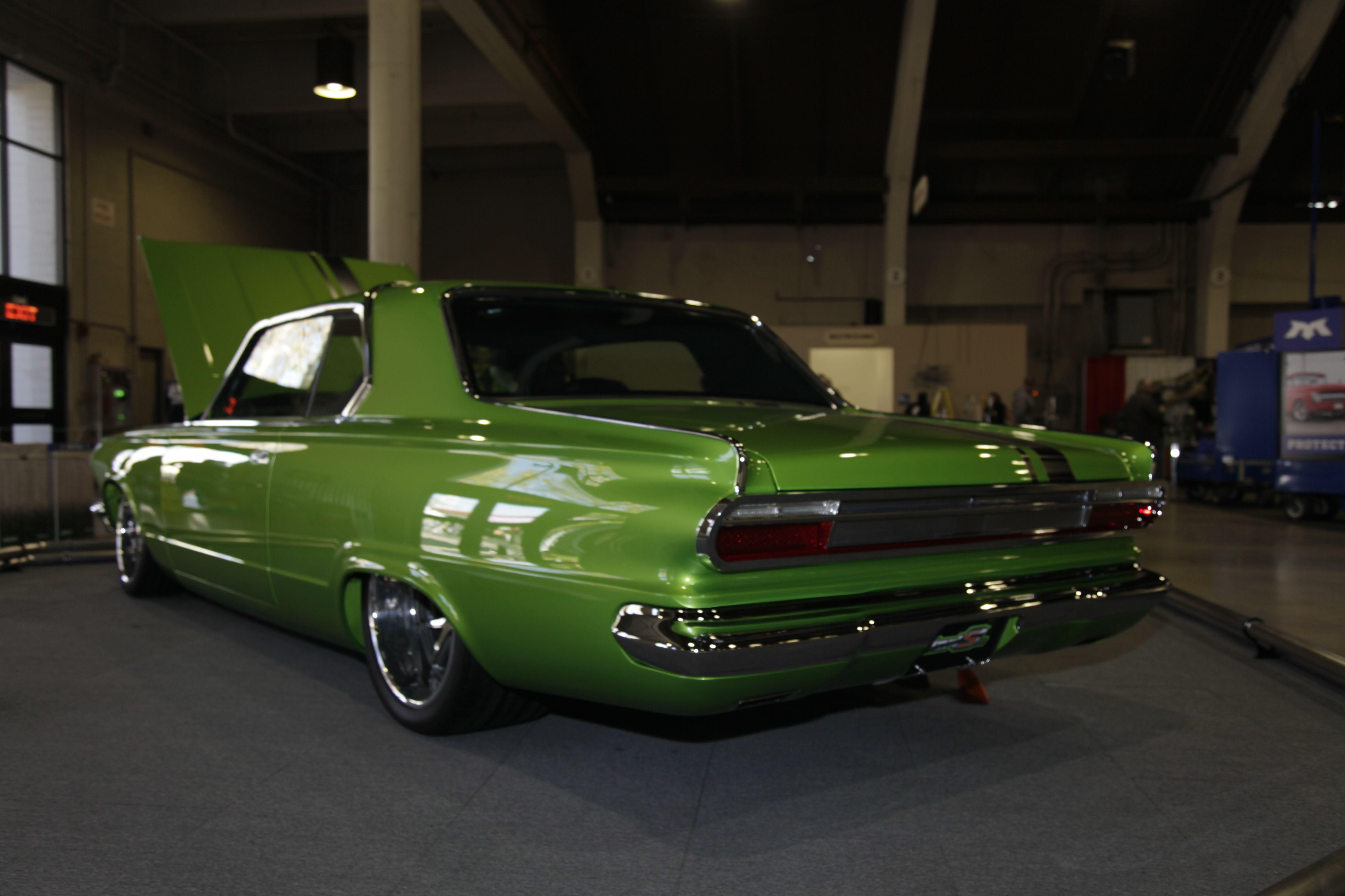 1965 Big Oak Garage Dodge Dart zuruck bei Grand National