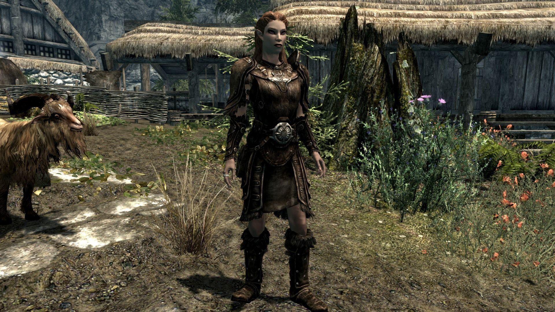 Good Skyrim Female Armors - Year of Clean Water