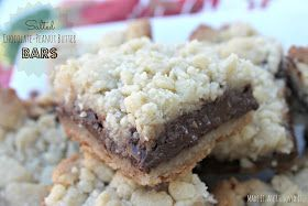 Made It. Ate It. Loved It.: Salted Chocolate-Peanut Butter Bars