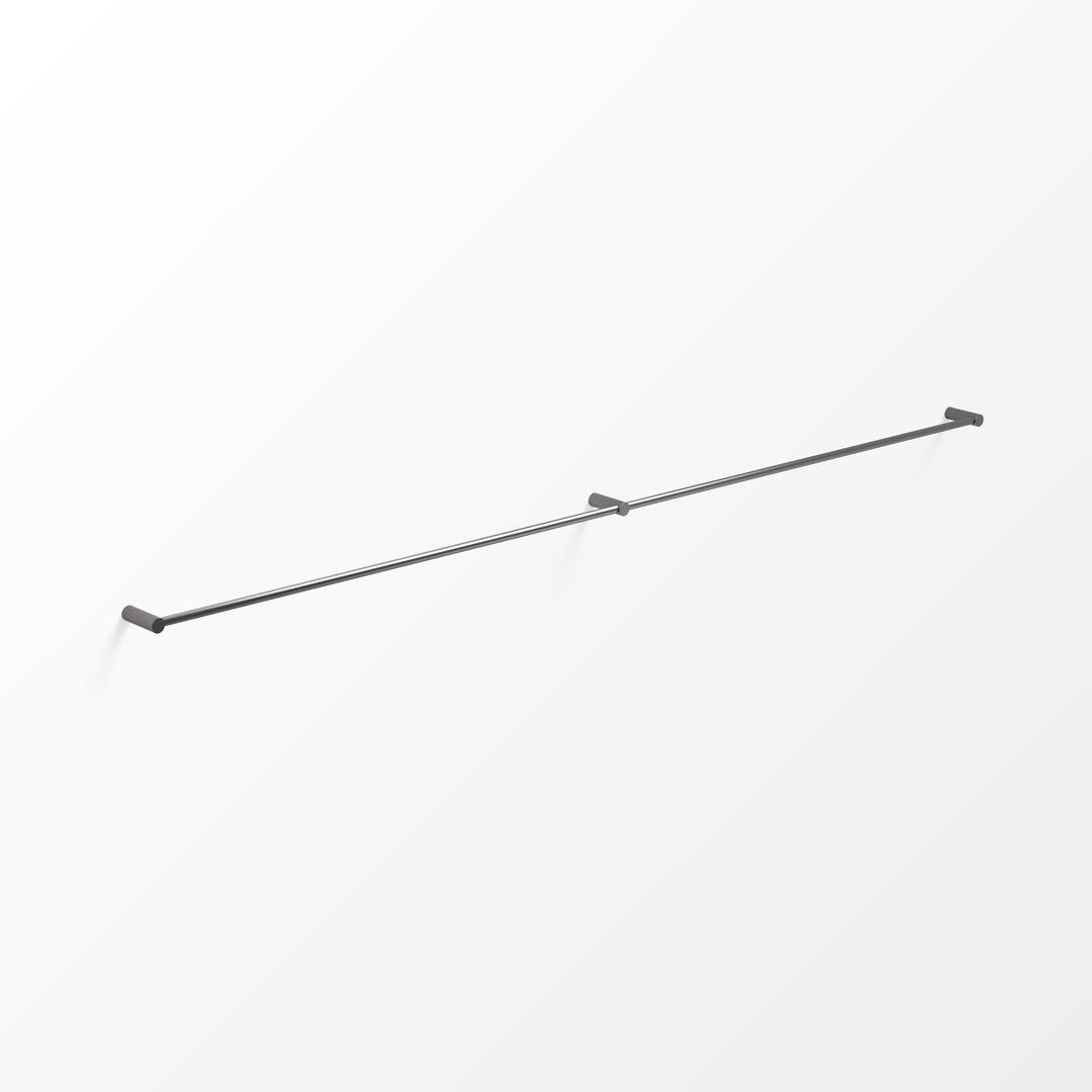 The Minus Range of Bathroom Accessories in Graphite / Gun Metal from ...