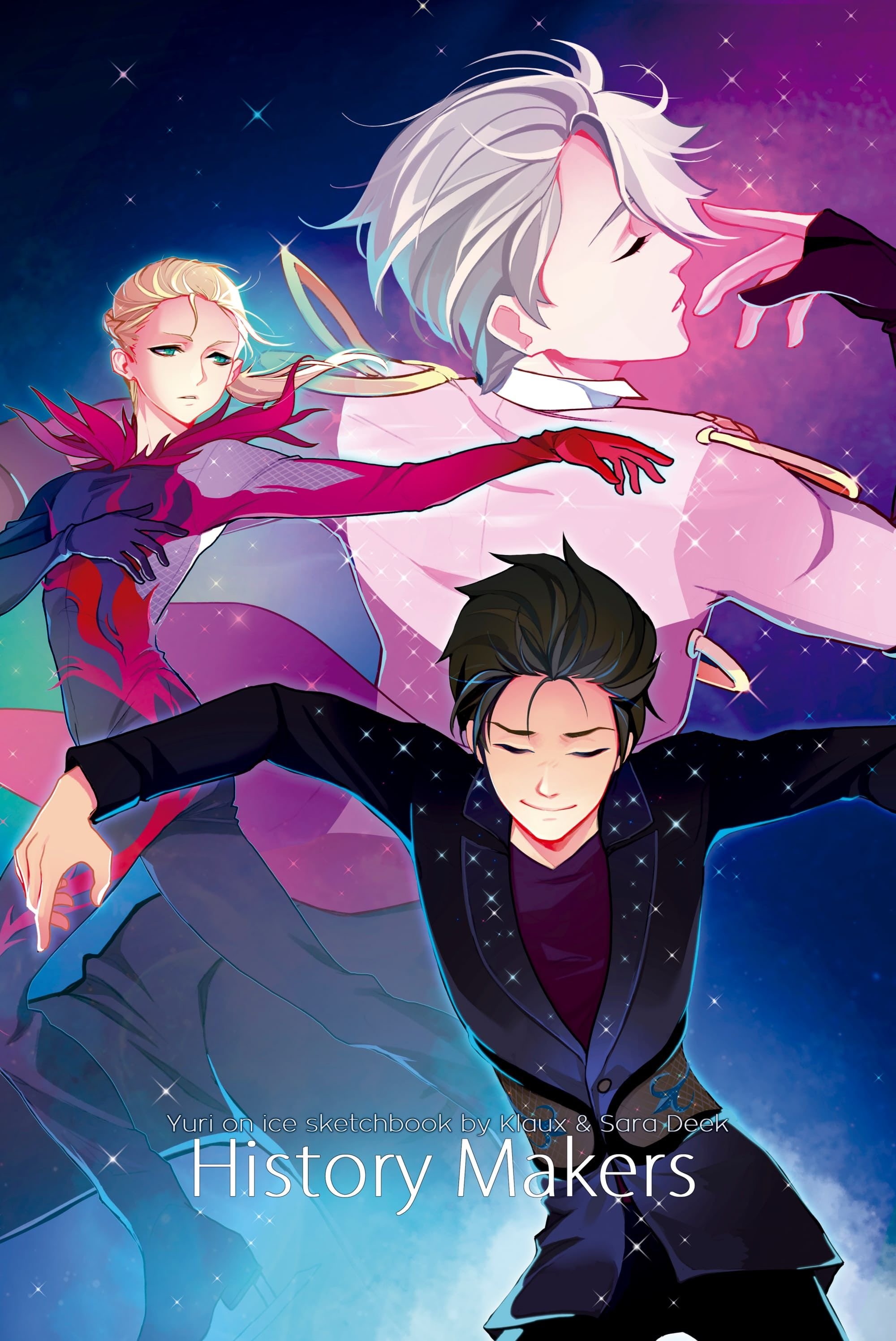 Skating Anime Yuri On Ice Victor Nikiforov For Apple Iphone