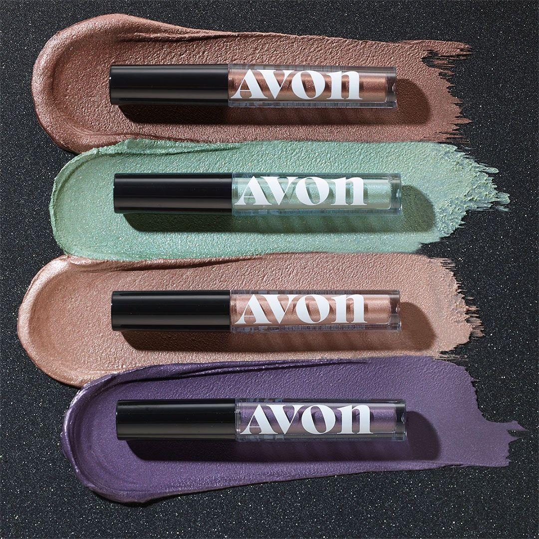 Avon Glimmershadow Liquid Eyeshadow in 2020 Liquid