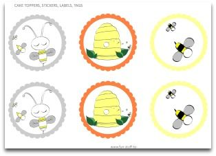 Honey Bee Party Decorations