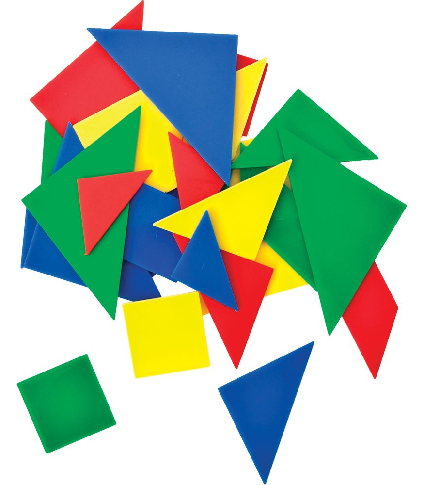 Have You Been Puzzling Over How To Use Those Tangram