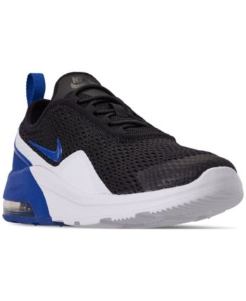 more photos b66d0 503eb Nike Little Boys Air Max Motion 2 Casual Sneakers from Finish Line - Black  2.5