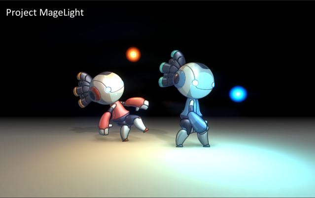 Project MageLight: Skeletal animation with Spine and dynamic