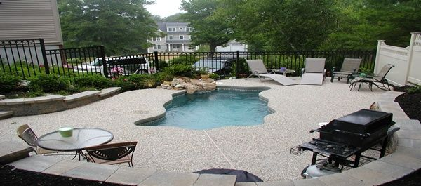 Small Sized Fiberglass Pools These Models Are A Maximum Of 12u0027 Wide And 28