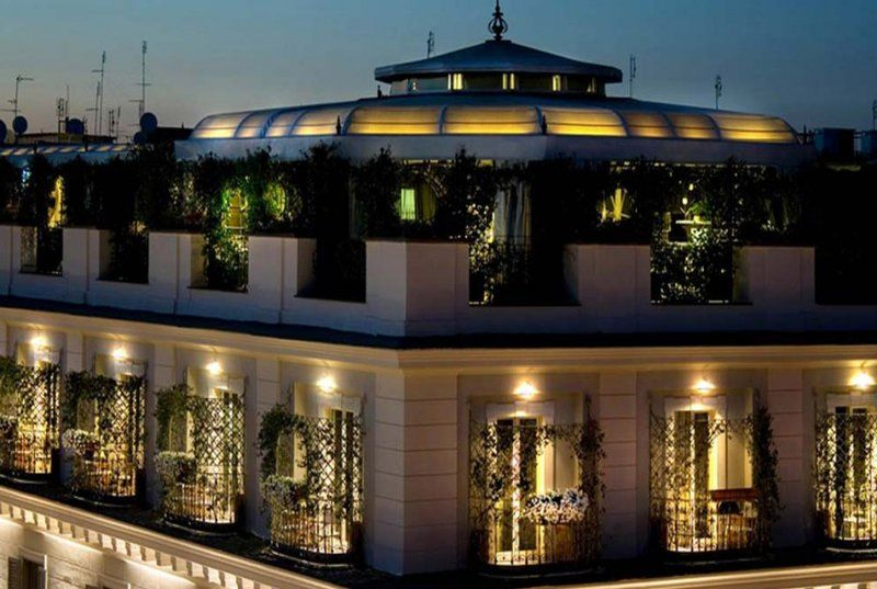 Luxory hotel renovation via cicerone rome for Design hotels rome