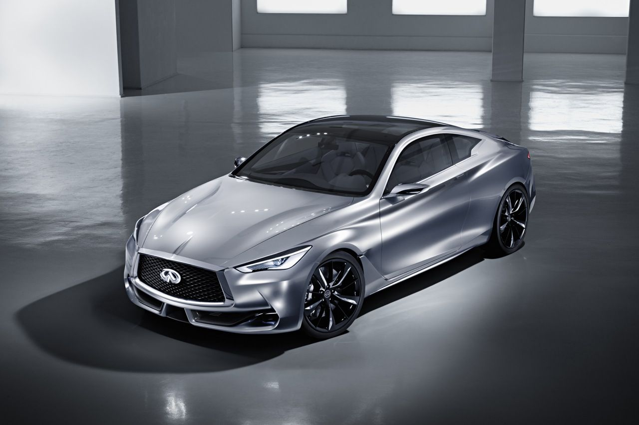 Showstoppers The Top 15 Must See Vehicles From The 2015 Detroit Auto Show Concept Cars Detroit Auto Show New Infiniti