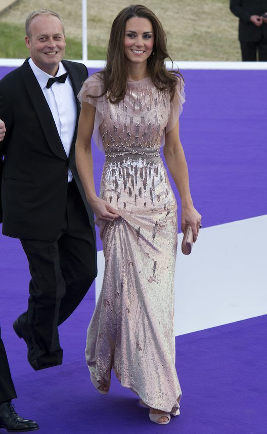 Get Kate Middleton S Gorgeous Jenny Packham Gown 30 Off On