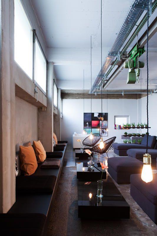 Wallyard Concept Hostel In Berlin Germany