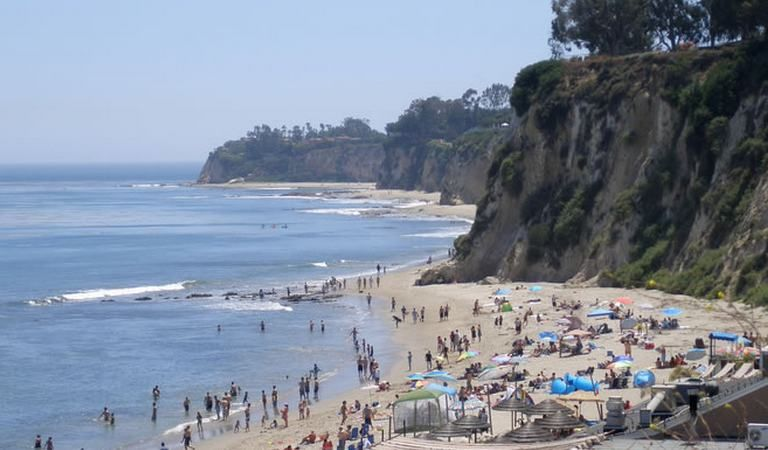 Paradise Cove Beach Malibu Day Trip