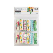 Tropical Life Clothespins By Recollections