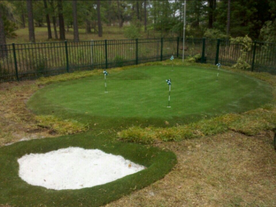 Pin by Izza on Design Golf Putting Green   Golf putting ...