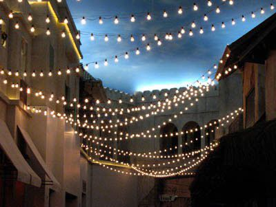 Restaurant Patio Lighting | Of All The Christmas Lighting Products We Sell  Globe Lights