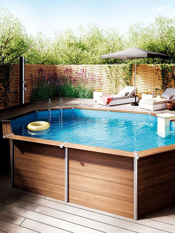 De quita y pon piscinas desmontables terraza - Piscina pequena plastico ...