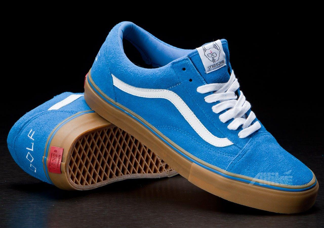 Golf Wang X Vans Syndicate Old Skool Vans Vans Old Skool Sneaker Sneakers