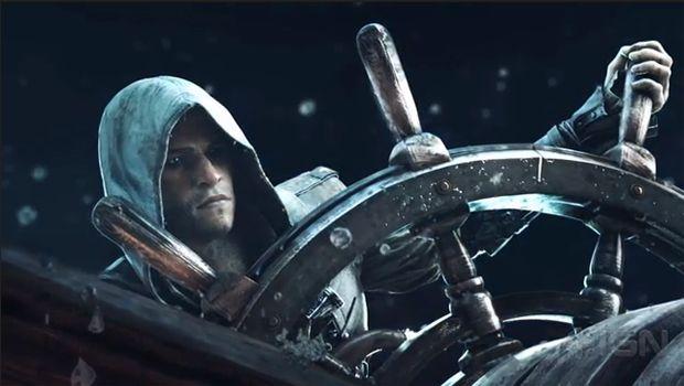 Teaser de Apresentação de Edward Kenway, novo protagonista de Assassin's Creed