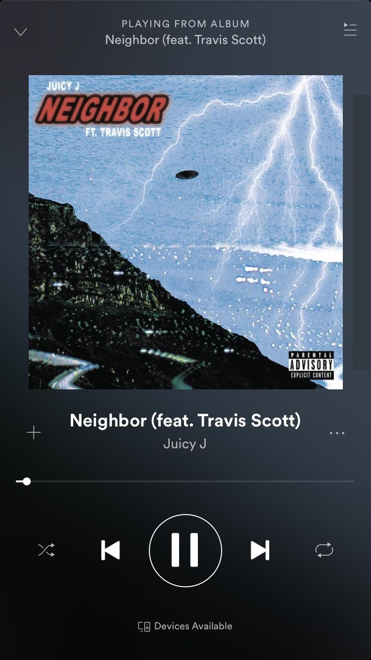 Juicy J neighbor   shit    in 2019   Aesthetic songs, Music
