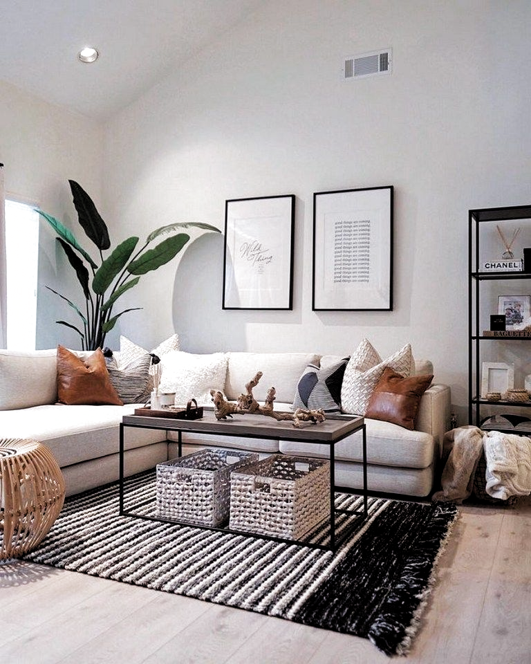 59 Best Solution Small Apartment Living Room Decor Ideas 2019 7 In 2020 Small Apartment Decorating Living Room Living Room Decor Apartment Living Room Scandinavian