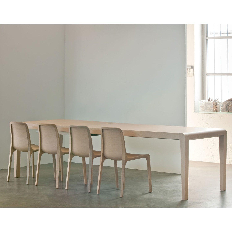 Pedrali Mesa extensible Exteso Diseño Pedrali Lab. Mesa extensible ...