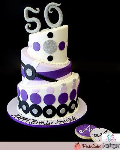 Th Birthday Cakes  Impressive Th Birthday Cakes Designs Th - 50 birthday cake designs