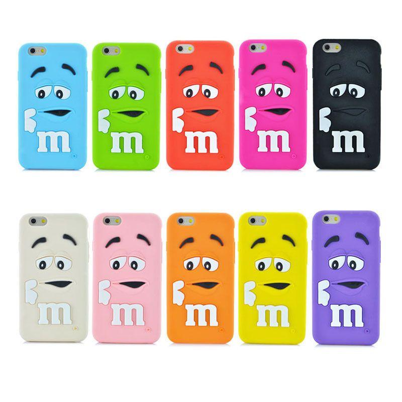 cover m&m's iphone 5c