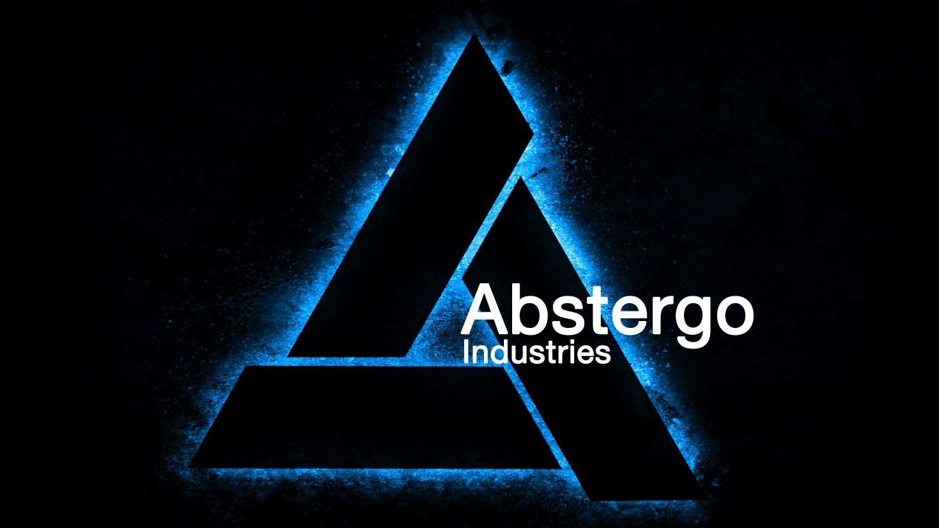 Video Games Assassins Creed Text Symbol Abstergo Industries