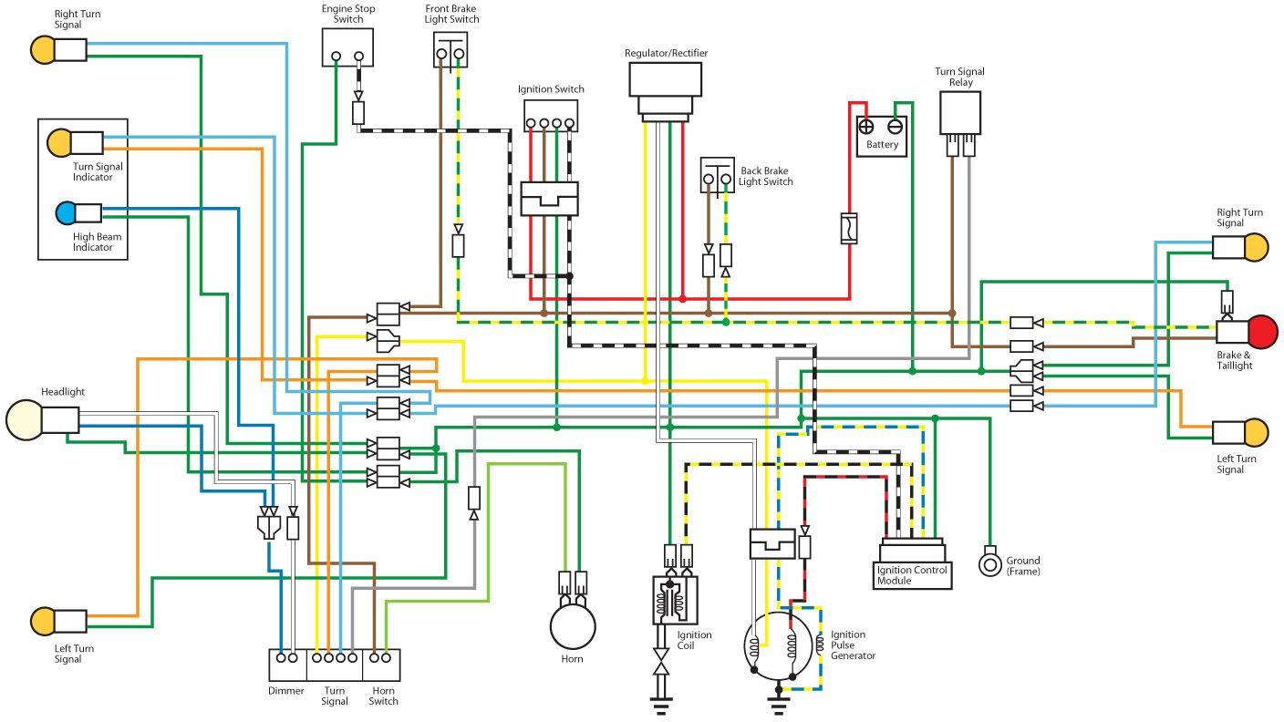 z50R_Wiring.jpg; 1408 x 792 (100) Diagram, Electrical