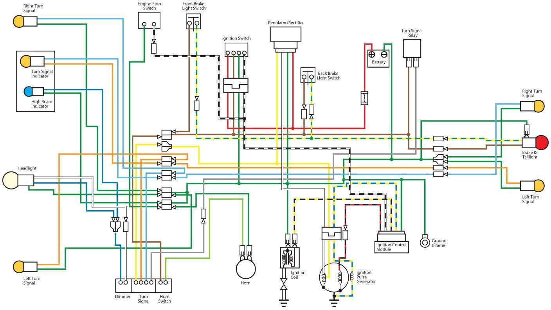 Jincheng 49cc Wf50mb Wiring Diagram | Wiring Library