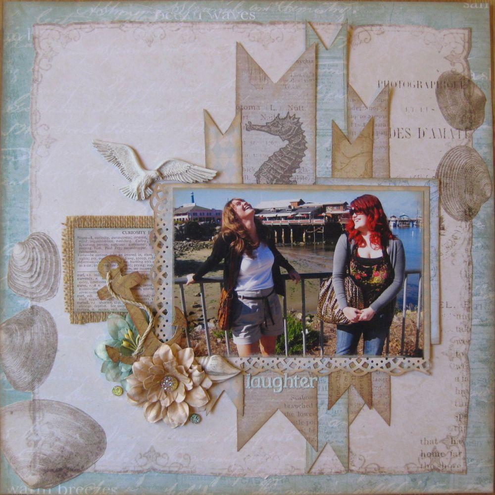 Laughter - Prima Seashore Collection line