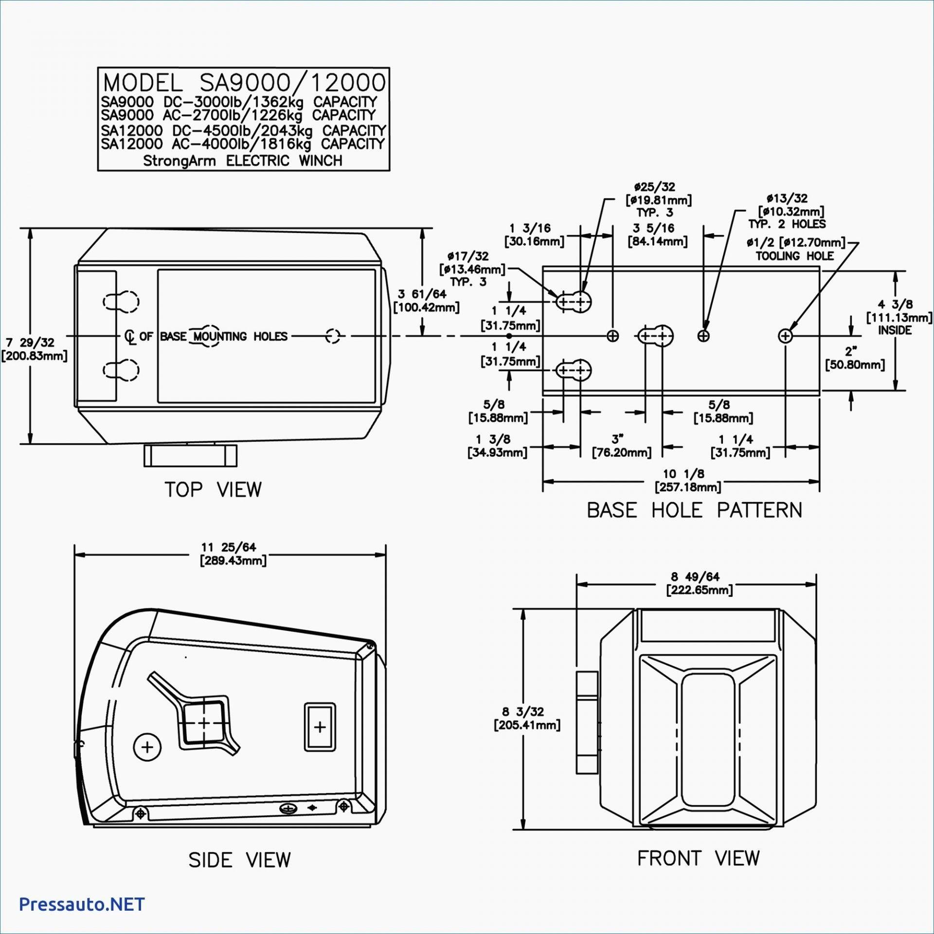 Inspirational Atv Winch Solenoid Wiring Diagram In 2020 Warn Winch Winch Solenoid Winch