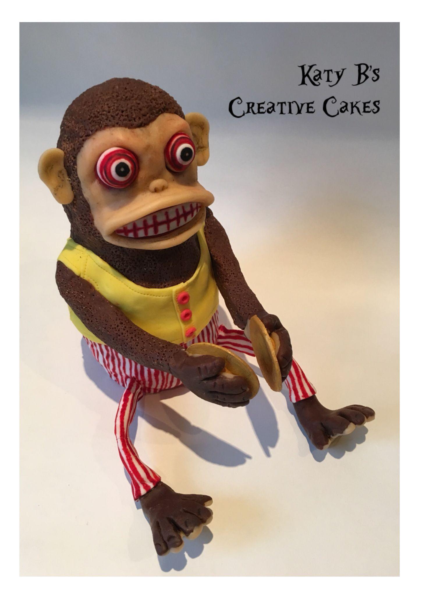 Cymbal Monkey Toy Story 3 Lukas Eclectic Board Pinterest