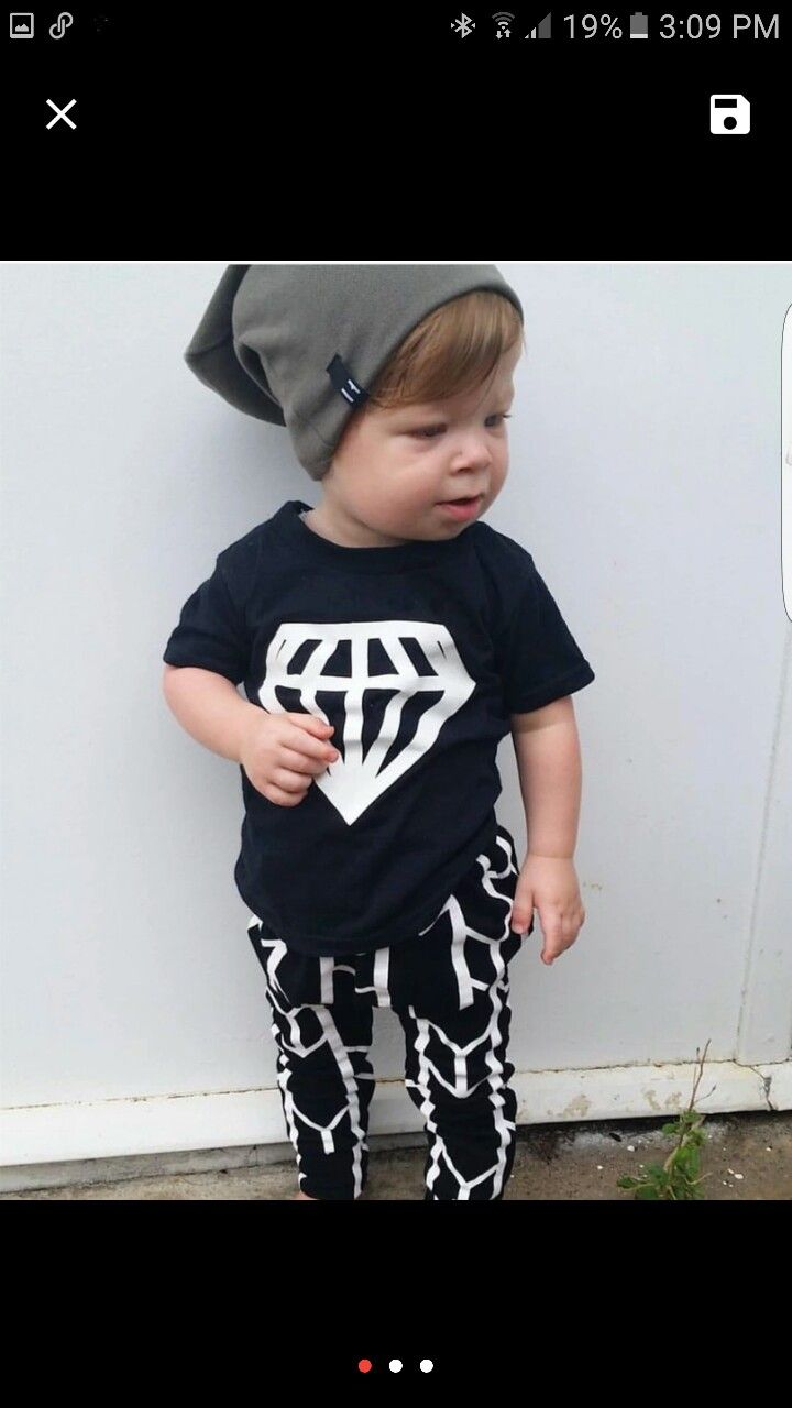 0494a161d Outfit Sets · White Outfits For Boys, White Boys, Black And White, Baby Boy  Outfits,