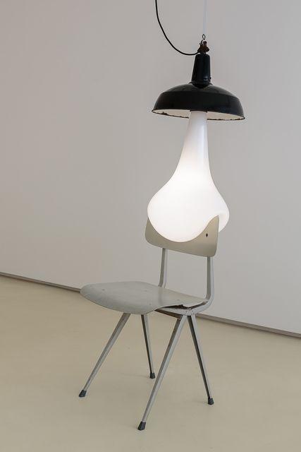 Pieke Bergmans Light Bulb Chair 2015 Galeria Mario Sequeira