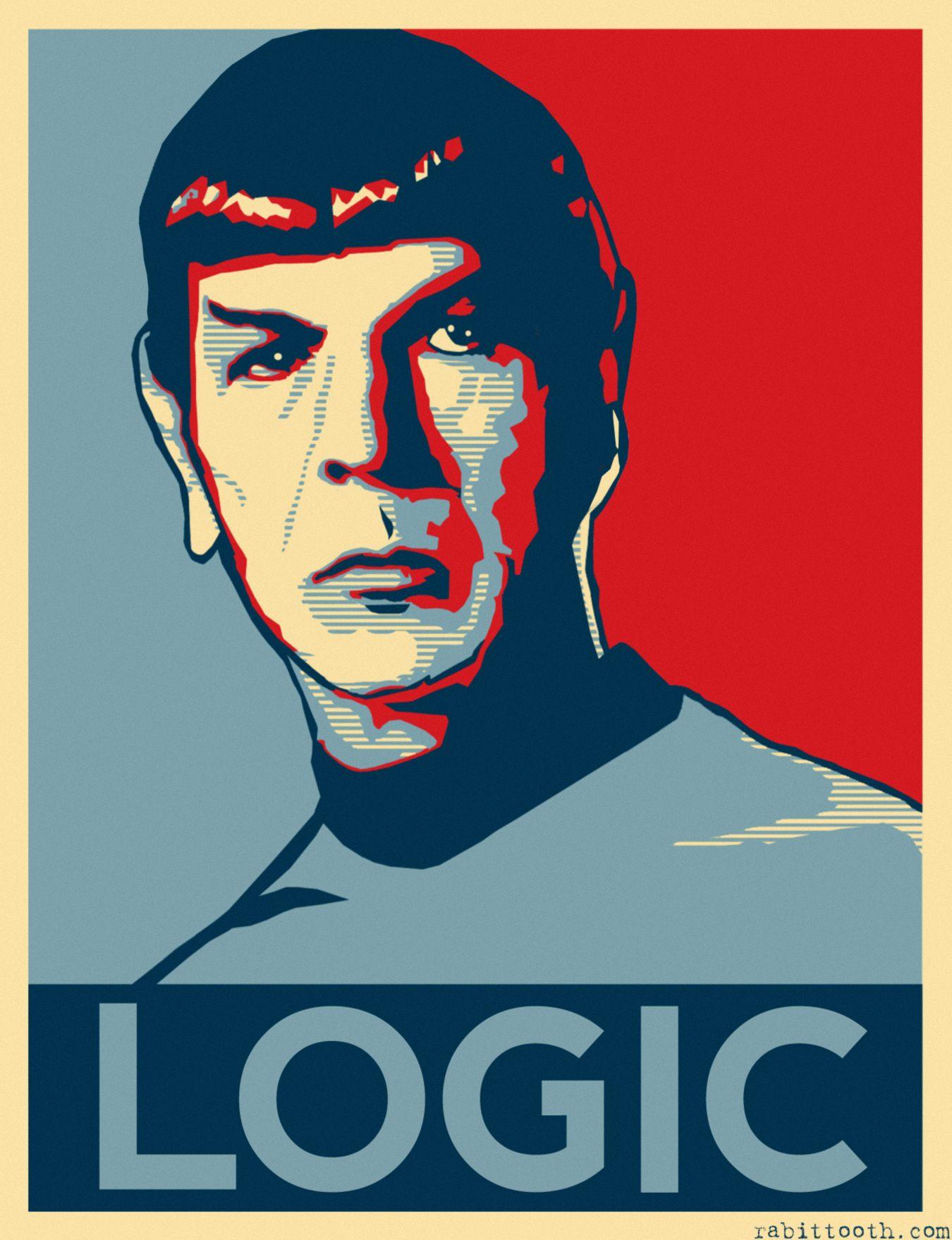 Spock In 2016 By Rabittoothiantart On Deviantart Fanland